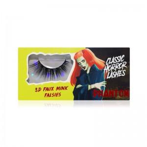 LASplash Cosmetics - Falsche Wimpern - Classic Horror Faux Mink Falsies - Phantom