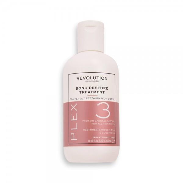 Revolution - Haarkur - Hair Plex 3 Bond Restore Treatment - Super Sized