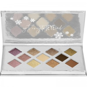 essence - Lidschattenpalette - CRYSTAL dreams eyeshadow palette - 01 Give me crystals!