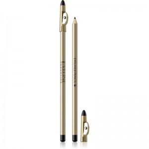 Eveline Cosmetics - Eyeliner - Eye Pencil - Black