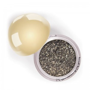 LASplash Cosmetics - Mono Lidschatten - Diamond Dust Mineral Shadow - Golden Smoke