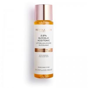 Revolution - Skincare 2.5% Glycolic Acid Toner