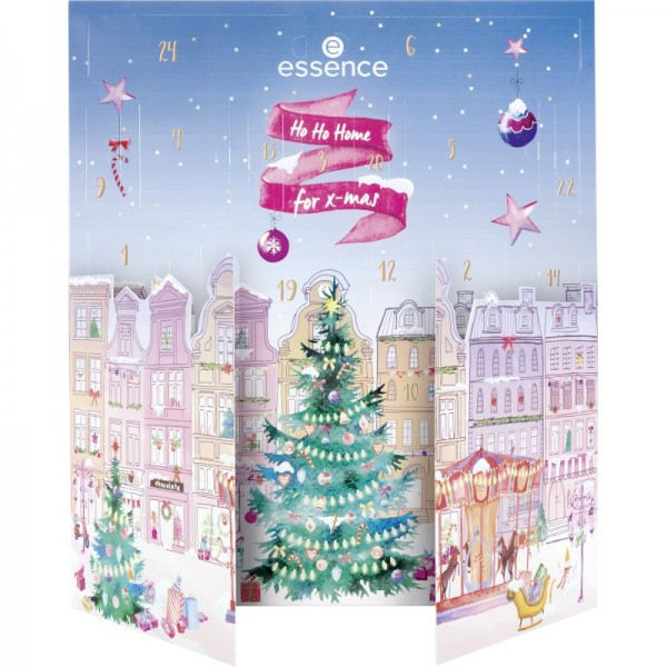 essence - Calendario di Avvento - Ho Ho Home for x-mas advent calendar
