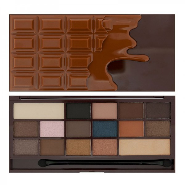 I Heart Makeup - Eyeshadow Palette - Salted Caramel