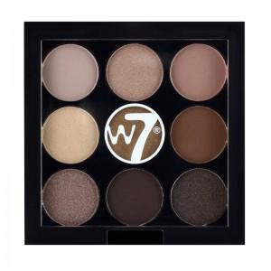W7 Cosmetics - Eyeshadow Palette - The Naughty Nine - Arabian Nights