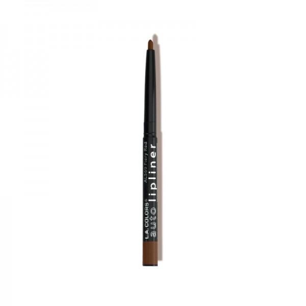 LA Colors - Lipliner - Automatic Lipliner Pencil - Chocolate