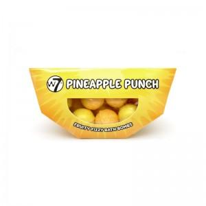 W7 - Fruity Fizzy Bath Bombs - Pineapple Punch