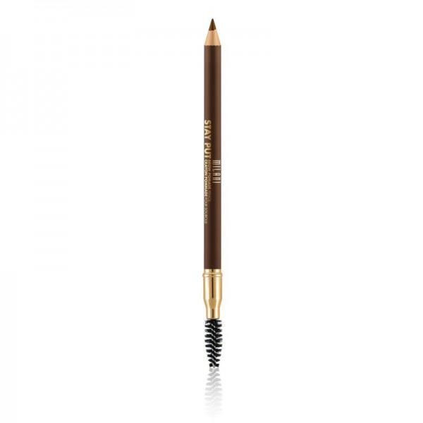 Milani - Augenbrauenstift - Stay Put Brow Pomade Pencil - Medium Brown