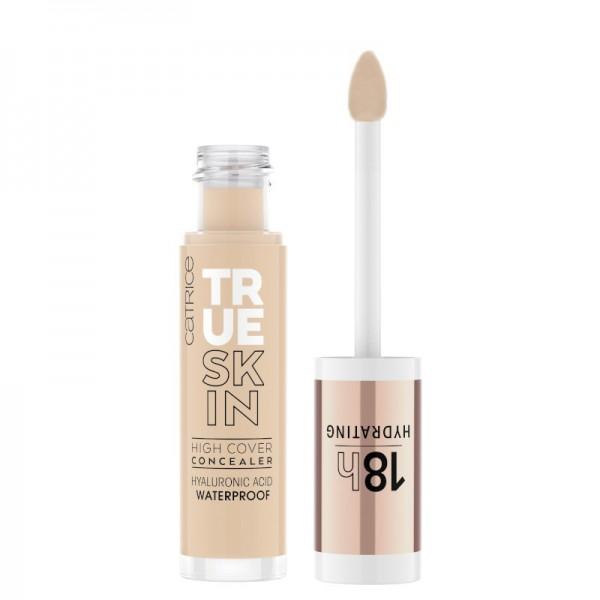 Catrice - Concealer - True Skin High Cover Concealer - 015 Warm Vanilla