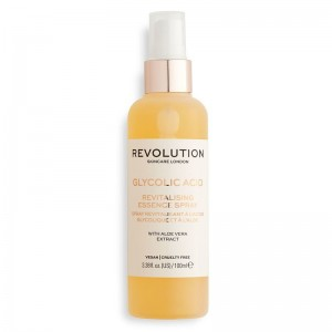 Revolution - Gesichtsspray - Skincare Glycolic & Aloe Essence Spray