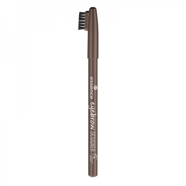 essence - Augenbrauenstift - eyebrow designer - hazelnut brown 12