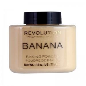 Revolution - Loose Baking Powder - Banana
