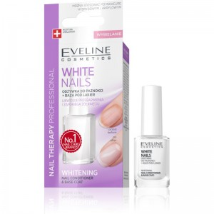 Eveline Cosmetics - Nagelpflege - Spa Nail Instantly Whiter And More