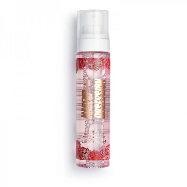 Makeup Obsession - Peony Prime and Essence Spray