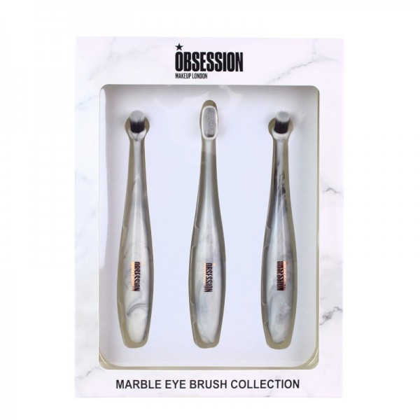 Makeup Obsession - Marble Eye Brush Collection