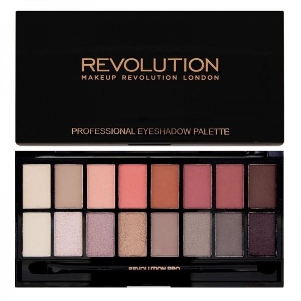 Makeup Revolution - Lidschattenpalette - New-Trals vs Neutrals