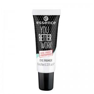essence - Lidschattenprimer - you better work! eye primer