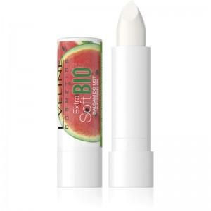 Eveline Cosmetics - cura delle labbra - Extra Soft Bio Watermelon Balsam