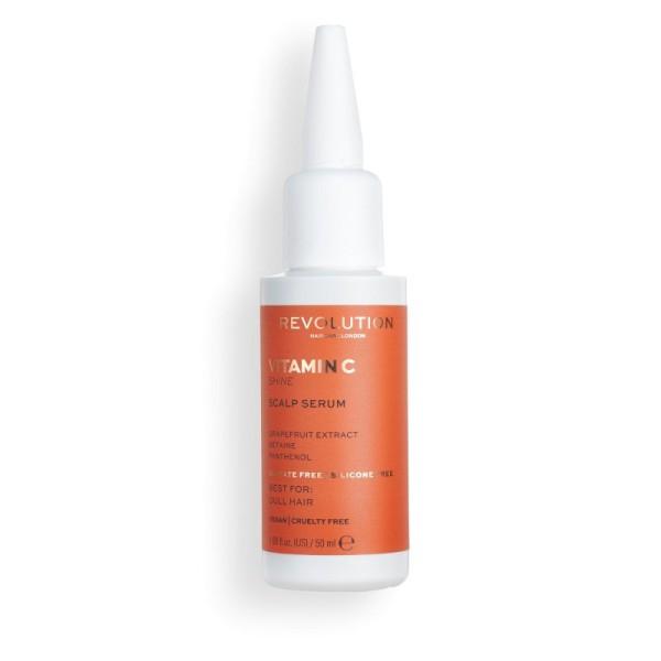 Revolution - Haarserum - Vitamin C Shine Scalp Serum for Dull Hair