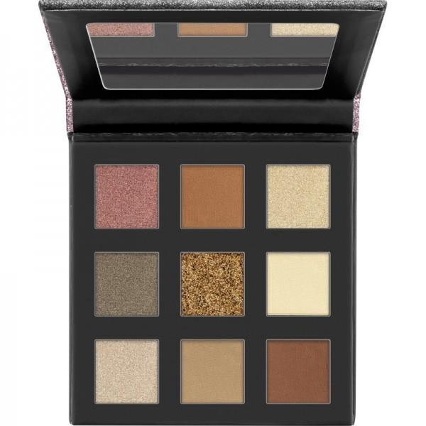 Catrice - Lidschattenpalette - Glitterholic Eyeshadow Palette C02