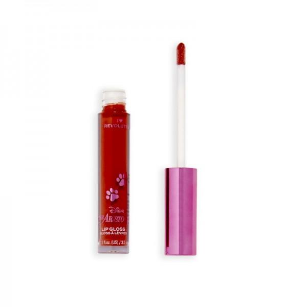 I Heart Revolution - Lipgloss - Disney Aristocats Marie - Ooh La La! Lip Gloss - Toulouse