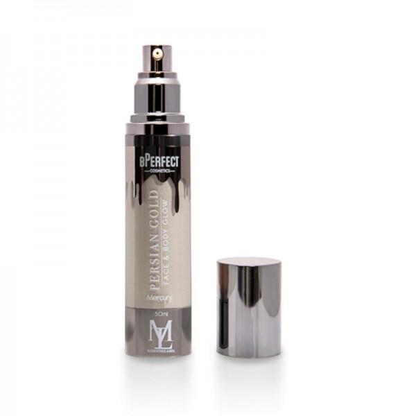 BPerfect - Flüssiger Highlighter - x Mars the Label Liquid Body Highlight Persain Gold Shade - MERCU