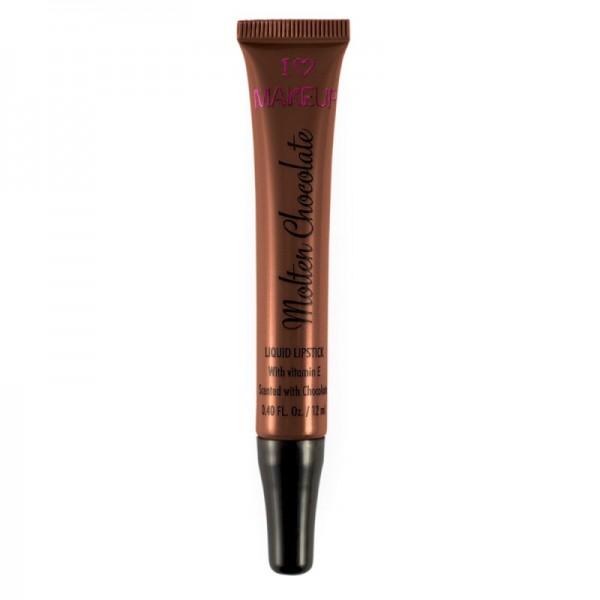 I Heart Makeup - Flüssiger Lippenstift - Molten Chocolate - Fondue