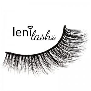 lenilash - 3D-Eyelashes - Black - Charme