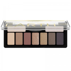 Catrice - Lidschattenpalette - The Epic Earth Collection Eyeshadow Palette - 010 Inspired By Nature