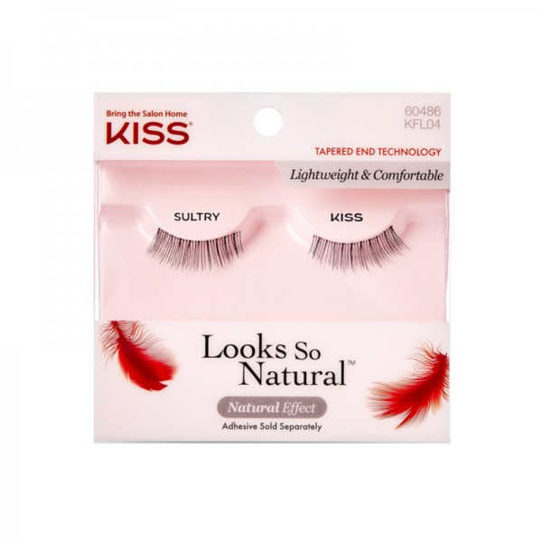 KISS - Falsche Wimpern - Looks So Natural Lashes - Sultry