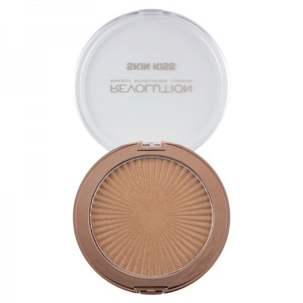 Makeup Revolution - Highlighter - Skin Kiss - Sun Kiss