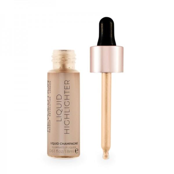 Makeup Revolution - Flüssiger Highlighter - Liquid Highlighter - Liquid Ch.