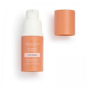 Revolution - Augencreme - Skincare Vitamin C Brightening Eye Cream