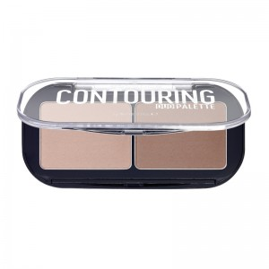 essence - Konturpalette - contouring duo palette - lighter skin 10