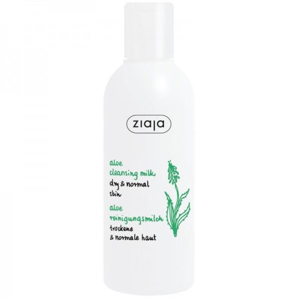 Ziaja - Gesichtsreiniger - Aloe Cleansing Milk