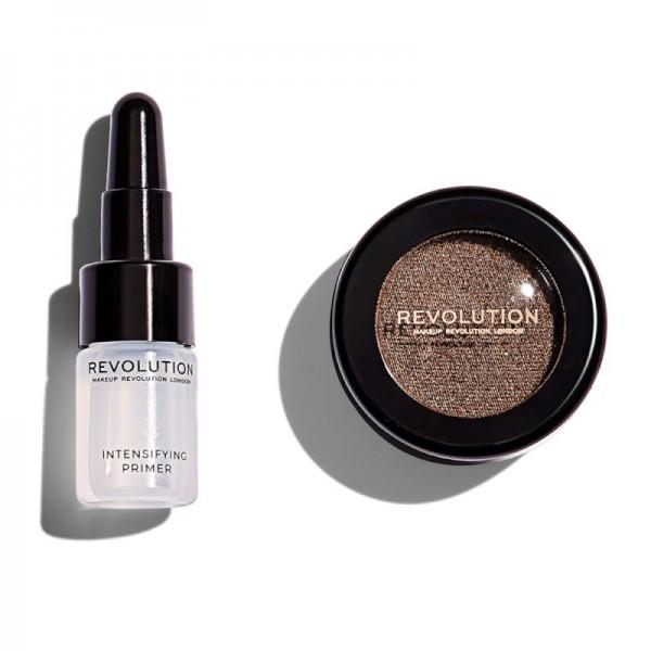 Makeup Revolution - Lidschatten - Flawless Foils - Overcome