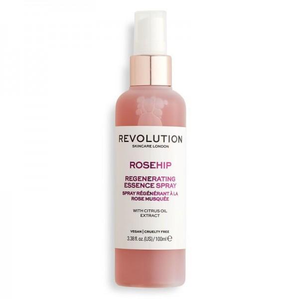 Revolution - Gesichtsspray - Skincare Rosehip Seed Oil Essence Spray