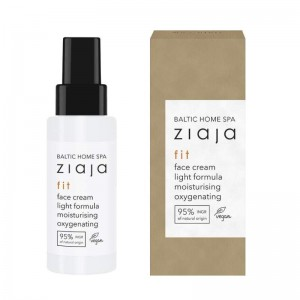 Ziaja - Gesichtscreme - Baltic Home Spa - Fit Mango - Face Cream Light Formula