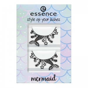 essence - Falsche Wimpern - style up your lashes - 01 mermaid