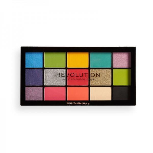 Revolution - Lidschattenpalette - Reloaded Palette Euphoria