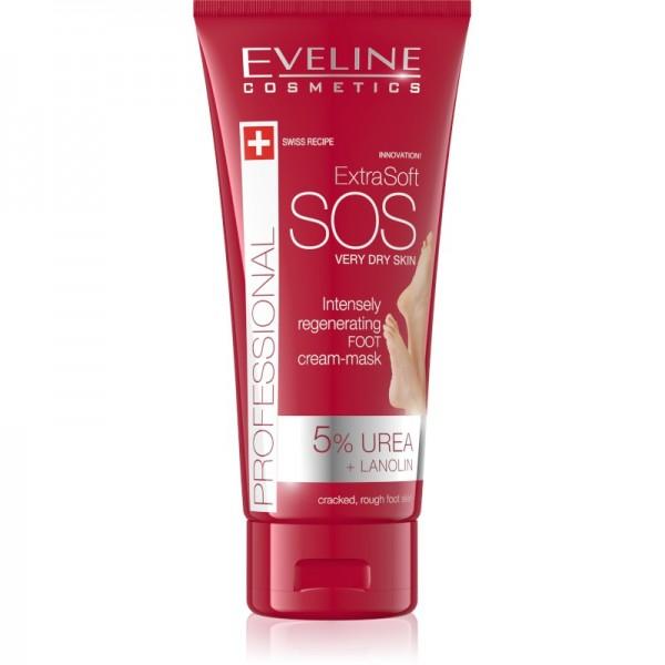 Eveline Cosmetics - Extra Soft Sos Regenerating Foot Cream