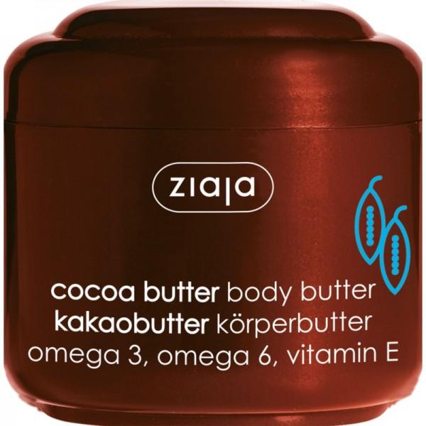 Ziaja - Hautpflege - Cocoa Body Butter