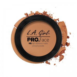 L.A. Girl - Puder - Pro Face - Matte Powder - Toffee
