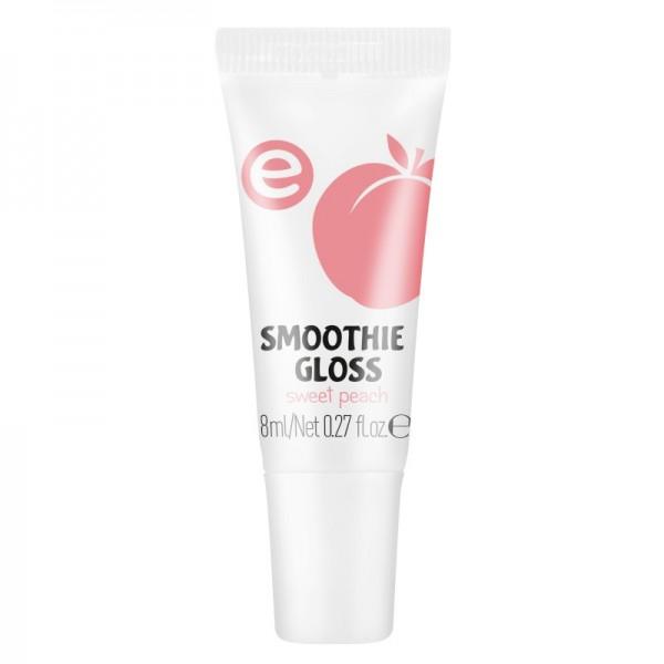 essence - Lip Gloss - smoothie gloss - 02 Sweet Peach