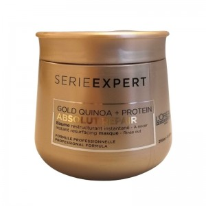 Loreal Professionnel - Serie Expert Gold Quinoa + Protein Absolut Repair Mask - 250ml