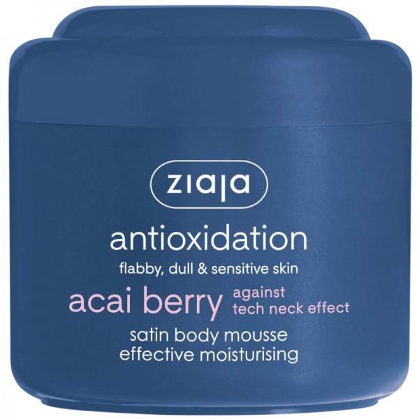 Ziaja - Körperpflege - Antioxidation Körpermousse - Acai Berry