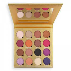 Makeup Obsession - Lidschattenpalette - Life is a Party Eyeshadow Palette