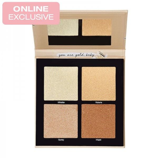 Catrice - Highlighterpalette - online exclusives - x Eman Highlighter Palette