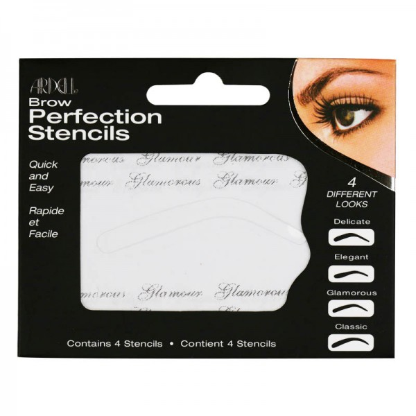 Ardell - Brow Perfection Stencils - Augenbrauen Schablonen