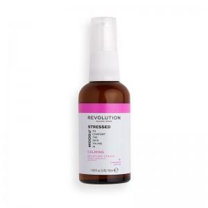 Revolution - Feuchtigkeitscreme - Skincare Stressed Mood Calming Moisture Cream